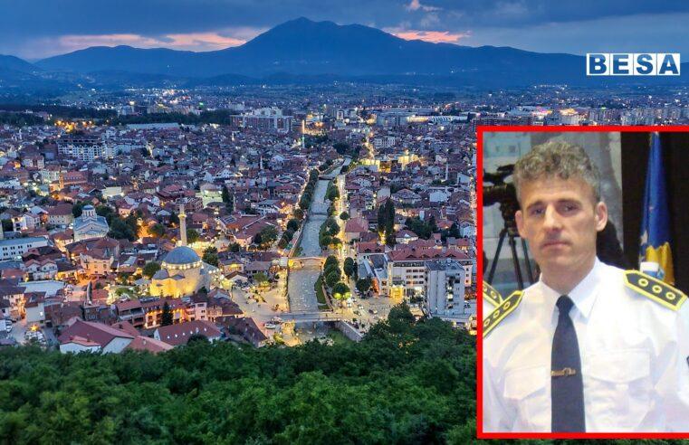 Vebih Zekolli është komandanti i ri i Stacionit të Policisë në Prizren
