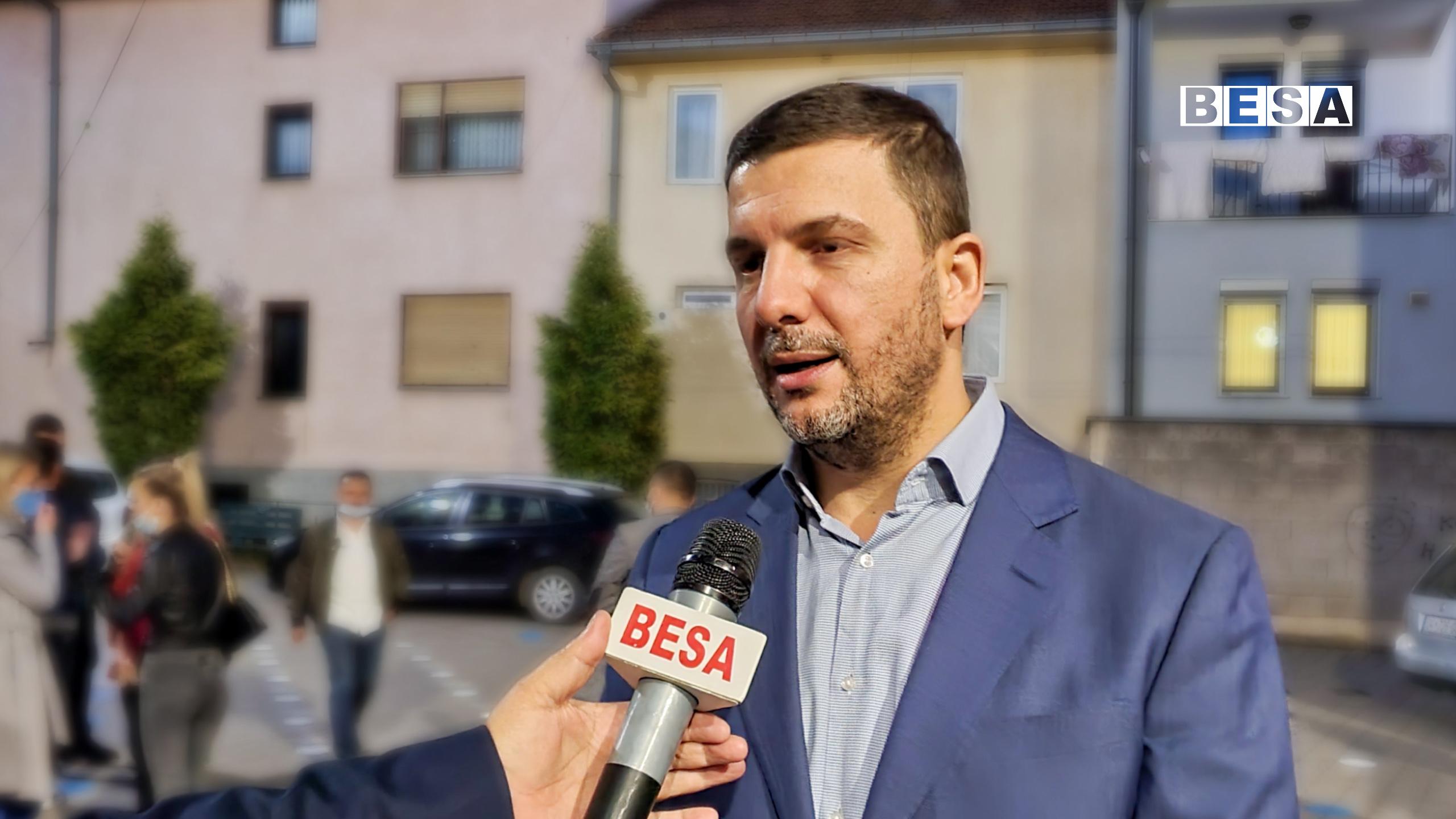 Përveq Albin Kurtit edhe Memli Krasniqi kryetari i PDK, së sot në Prizren