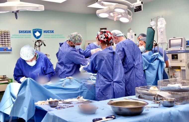 Kryhet me sukses një operacion i komplikuar në Kardiologji