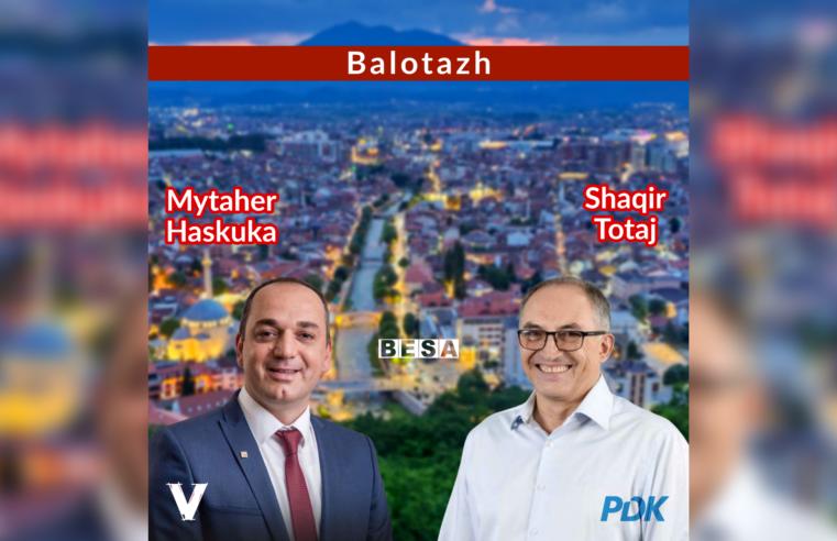 Prizreni shkon në Ballotazh sipas Exitpollit të Kanal 10