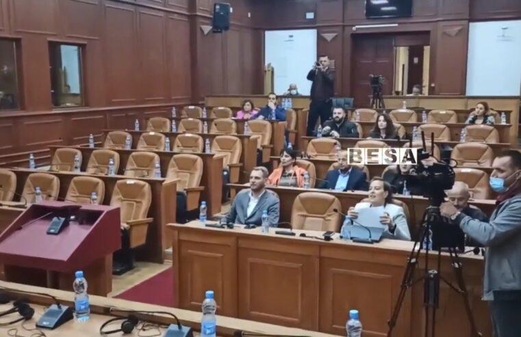 Shtyhet mbledhja e jashtëzakonshme e Kuvendit Komunal të Prizrenit për shkak të mungesës së kuorumit (VIDEO)