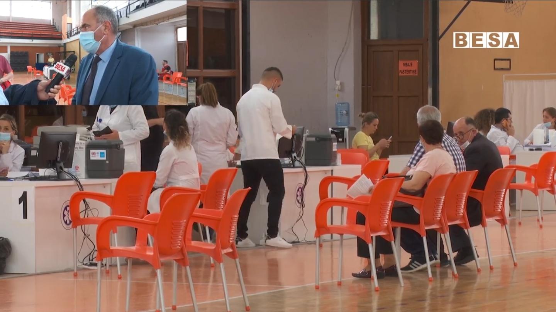 Në komunën e Prizrenit janë vaksinuar mbi 70 mijë qytetarë