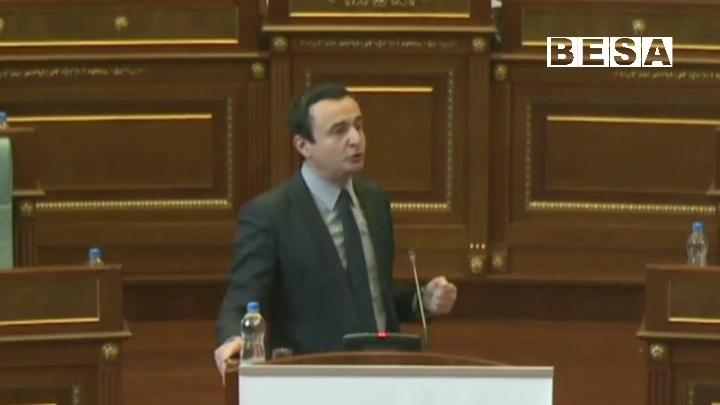 Përplasja Albin Kurti – Ramush Haradinaj: Keni blerë  tokë me 3,50€ për ari, kjo është turp (VIDEO)