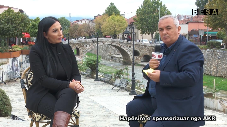 Suada Hallaqi – Kandidate e AKR-së për Asamble Komunale në Prizren