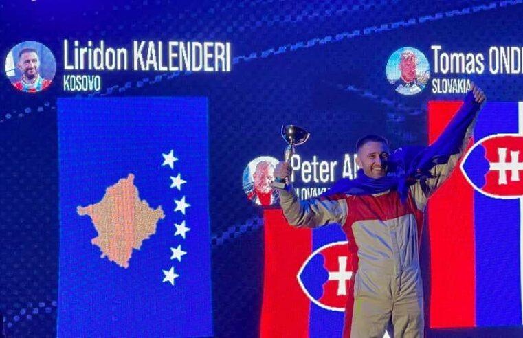 Liridon Kalenderi nga Prizreni zë vendin e dytë në Braga të Portugalisë